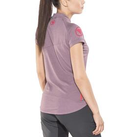 Endura SingleTrack Lite Short Sleeve Jersey Women mulberry